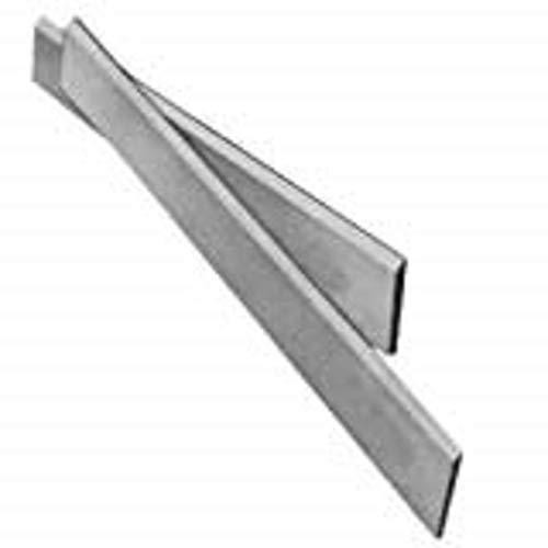 Par de cuchillos de repuesto para cepilladora