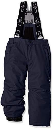 CMP Kinder Hose Ski Skihose, Black Blue, 140(L)