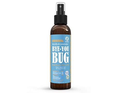 Bye-You Bug - Original   6 Ounce   All-Natural Bug Spray   Mosquito Repellent   Safe for Kids, Baby, and Pets