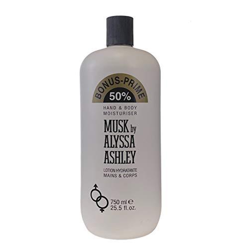 Alyssa Ashley Musk Bodylotion 750ml
