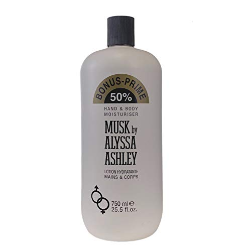 Alyssa Ashley Musk Körperlotion 750ml
