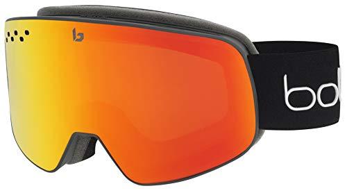 Bolle Gafas VENTISCA Nevada Small Black Mate-única