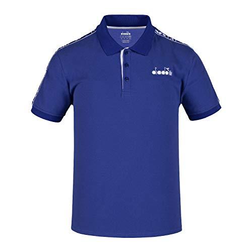 Diadora - Tennis-Polo-Shirt Polo Statement SS für Mann DE S