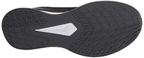adidas Duramo Slide Wide Water Shoe, Black/White/Grey, 10