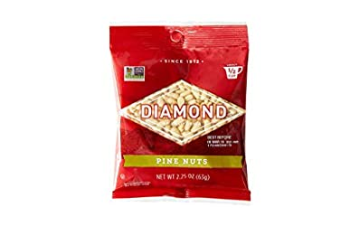Diamond of California Pine Nuts, 2.25 Ounce Bag