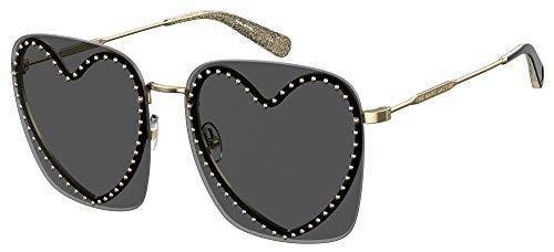 Marc Jacobs Gafas de Sol MARC 493/S Gold/Grey 59/16/145 mujer
