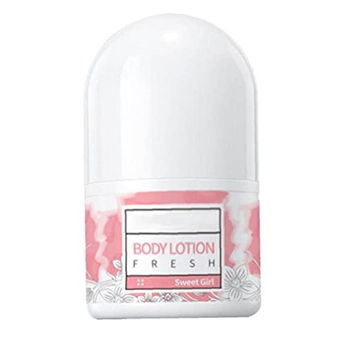 Tsikuxm Rollo antitranspirante Fuerte en Desodorante, protección Limpia y Duradera y frescura, Anti Sudor y Olor Corporal 30ml