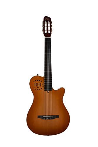 Godin 032495 Grand Concert Duet Multiac Guitar