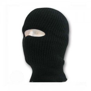 GEAR FASHION AND PROTECTION® - Cagoule 1 Trou Commando Intervention Black Panther - Police - Swat - GIGN - Raid - Forces spéciales - Airsoft- Paintball - Ski - Snow - Surf - Montagne - Outdoor