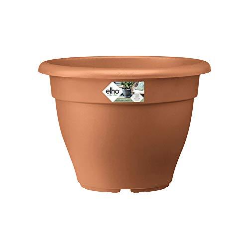Elho Torino Campana 40 - Pot De Fleurs - Terre Cuite - Extérieur - Ø 38.5 x H 28.4 cm