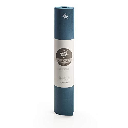 Yogamatte KURMA Color Grip, Twilight, L: 185 cm/B: 66 cm/H: 0.65 cm