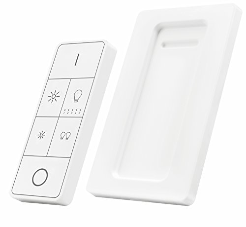 Trust Smart Home ZLED-2709 - Bombilla LED Inteligente Regulable, luz Blanco cálido (controlable vía Smartphone, Philips Hue* Compatible), Color Blanco