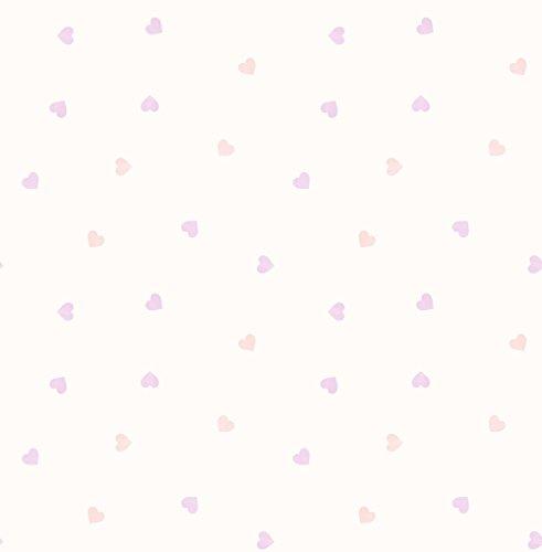 Decorline Diseño de Corazones Sarah Papworth Carousel Wallpaper_P