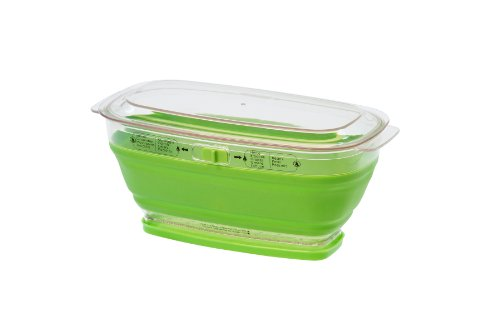 Prepworks by Progressive Collapsible Mini Produce Keeper - 2...