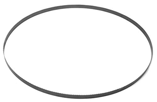 WEN BB5651 56.5-Inch Bi-Metal Bandsaw Blade with Variable Pitch 14/18 TPI and 1/2-Inch Width