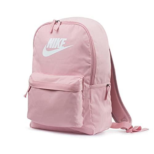 NIKE DC4244 Heritage Sports backpack unisex-adult pink glaze/black/white 1SIZE