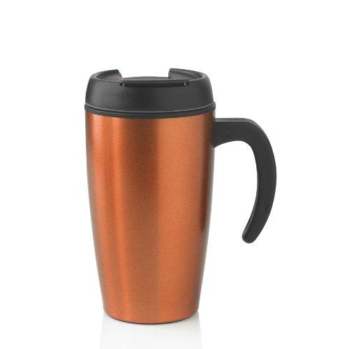 XDDesign XDP432008 Urban Mug Anti-Fuites Orange