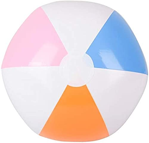 DollarItemDirect  12  Beach Ball Inflates  Approx. 18 Inch  New