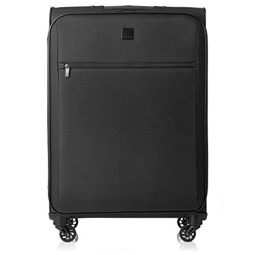 Tripp Black Full Circle Medium 4 Wheel Suitcase