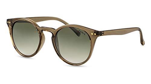 Filtral Runde Sonnenbrille/Panto Sonnenbrille für Damen & Herren aus biobasiertem Kunststoff F3073921