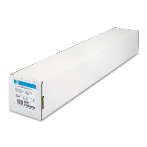 HP Q1405A Coated Papier Inkjet 95 g / m2 914 mm x 45.7 m, 1 Rölle Pack
