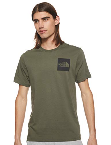 The North Face Fine Camiseta New Taupe Green