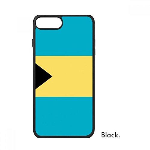 Bestchong De Bahama's Nationale Vlag Noord-Amerika Land Voor iPhone SE 2 nieuw voor Apple 78 Case Cover