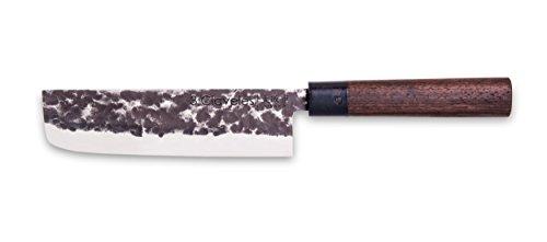 3 Claveles OSAKA - Cuchillo Japonés Usuba 18 cm