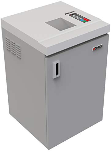 Great Features Of Dahle 10207-15193 PowerTEC 717 OS Optical Shredder with Chain Driven Continuous Du...
