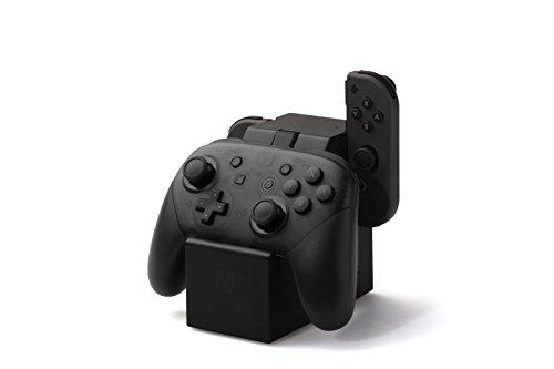 PowerA Joy-Con- and Pro-Controller-Ladestation für Nintendo Switch
