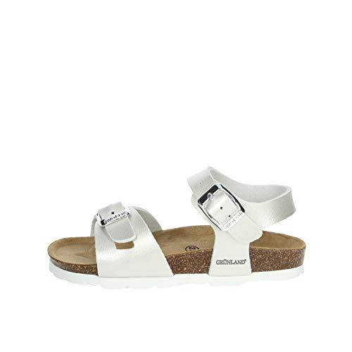 GRUNLAND Sandalo Bambina Perla Sb0646-40