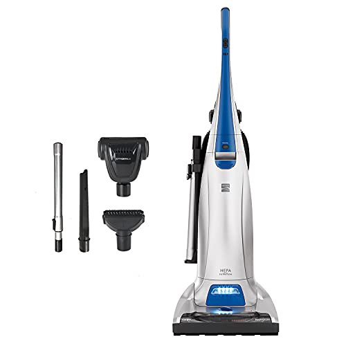 Kenmore 31140 Pet Friendly Lightweight Bagged Upright Vacuum with Pet Handi-Mate, Triple HEPA, Telescoping Wand, 4-Position Height Adjustment, 3 Cleaning Tools