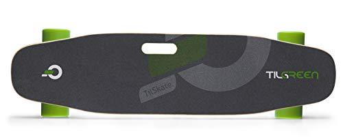Tilgreen Tilskate Skate électrique Mixte Adulte, Noir