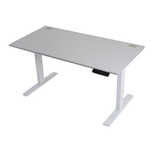 昇降デスク 電動 ハイグレードモデル PSE適合 W160×D80×H64〜129cm W1600×D800×H640〜1290mm 耐荷重約160kg(脚部) スタンディングデスク 上下昇降 デスク 高さ調整 エルゴノミクス 昇降式デスク 昇降テーブル