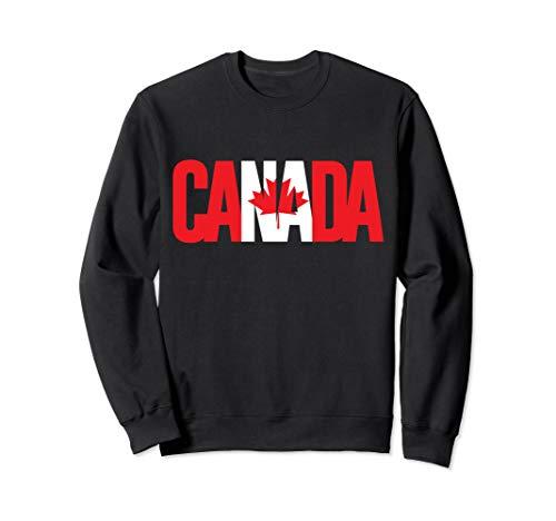 bester der welt Kanadische Flagge Ahornblatt Kanada Vintage Sweatshirt 2021
