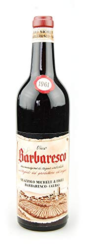 Wein 1961 Barbaresco Michele Quazzolo