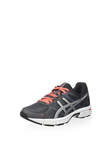 ASICS Damen Gel-Essent 2 Sneaker, anthrazit/Silber/Koralle, 36 EU