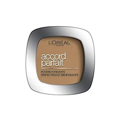 L'Oréal Paris – Polvo Accord Parfait – 6.5D Caramel dorado
