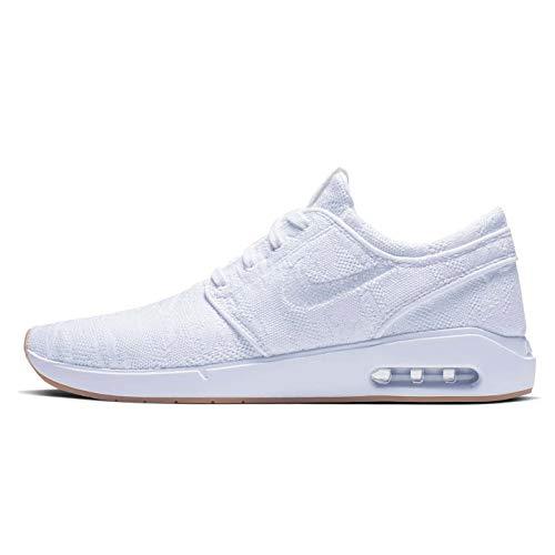 Nike Herren Air Max Janoski 2 Sneaker, Weiß (Weiß Weiß), 45 EU