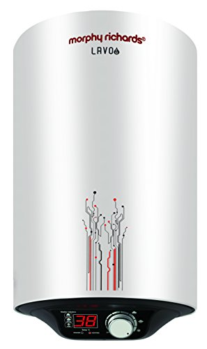 Morphy Richards Lavo EM Storage 10-Litre Vertical Water Heater