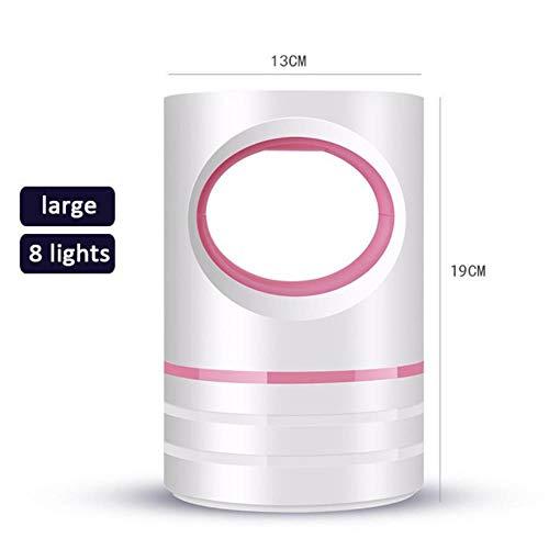 IXL Mosquito Killer Lamp, USB Mosquito Killer Lamp, No Noise Killer Lamp, No Radiation Killer Lamp, Ultraviolet Killer Lamp, Insect Trap Lamp, 02, España