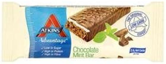 Atkins Advantage Chocolate Mint Bar 60g x 3 Estimated Price : £ 11,59