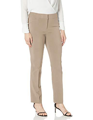 Briggs New York Split Waist Pant Pantalones para Vestir para Mujer
