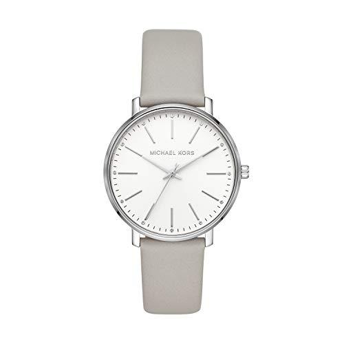 Michael Kors Reloj Analogico para Mujer de Cuarzo con Correa en Piel MK2797