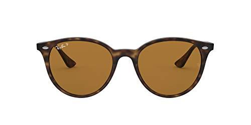 Ray-Ban 0RB4305 Gafas de Sol, Havana, 53 Unisex