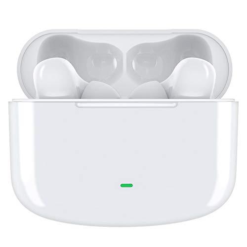 【第2世代 最新チップ採用】Bluetooth イヤホン 完全ワイヤレス イヤホン ブルートゥースイヤホン 自動ペアリング 高音質 AAC対応 最新Bluetooth 5.0+EDR搭載 35時間連続再生 マイク内蔵 ハンズフリー通話 快適装着 片耳/両耳 Bluetoothヘッドセット 軽量 生活防水 タッチ操作 音量調整 ビジネス/WEB会議/テレワーク/仕事/通学/ウォーキング 技適認証済