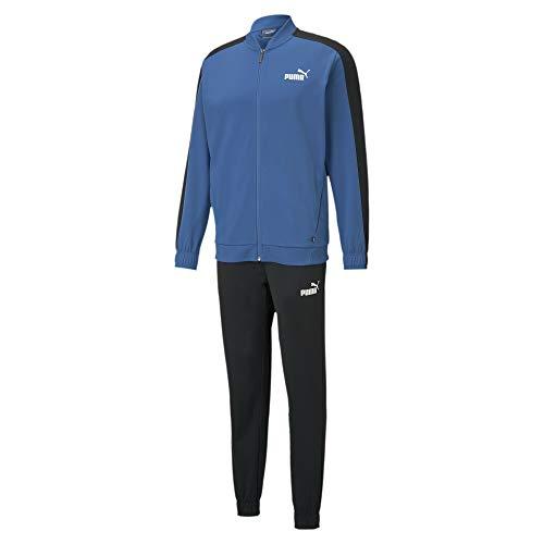 PUMA Herren Trainingsanzug Baseball Tricot Suit 585843 Star Sapphire XL