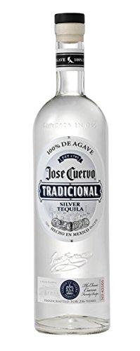 José Cuervo Tradicional Silver Tequila 38% 0,7l Flasche