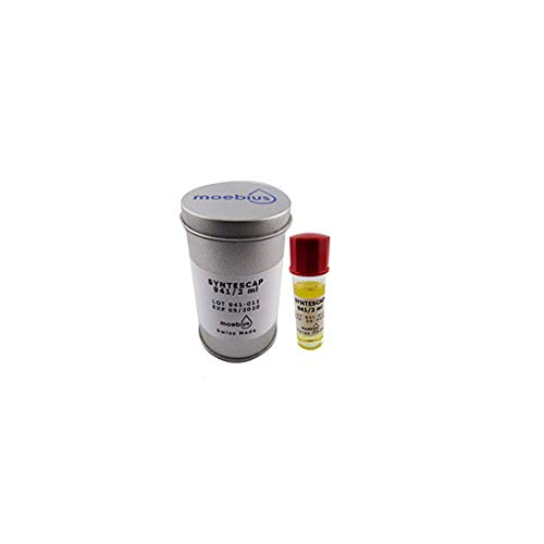Moebius 941 Olio speciale per Escapments Orologi Meccanici Swiss 2 ml