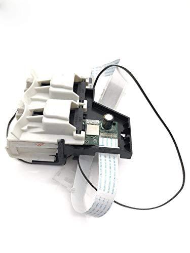 LUOERPI Conjunto de Unidad de Carro 5PC * 802802XL Apto para HP DeskJet 1000 1010 1050 1051 1055 1510 1512 2000 2010 2050 2060 2510 2540 3000 3050